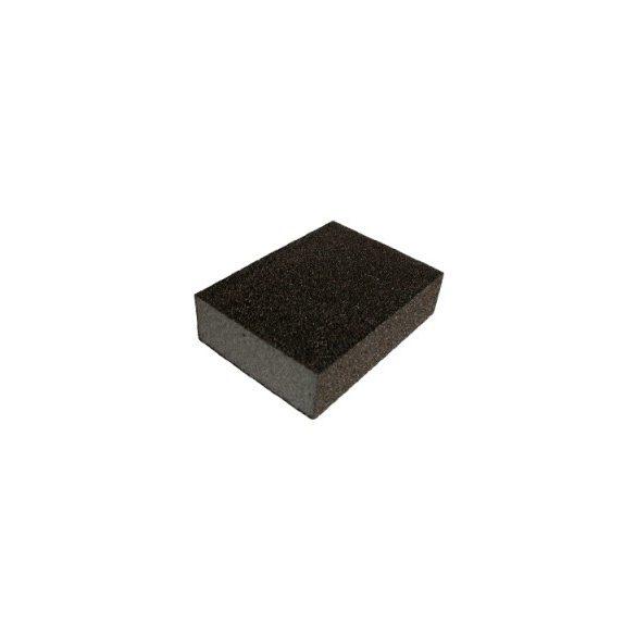 4 oldalas csiszolószivacs P60 RF 98x69x26mm