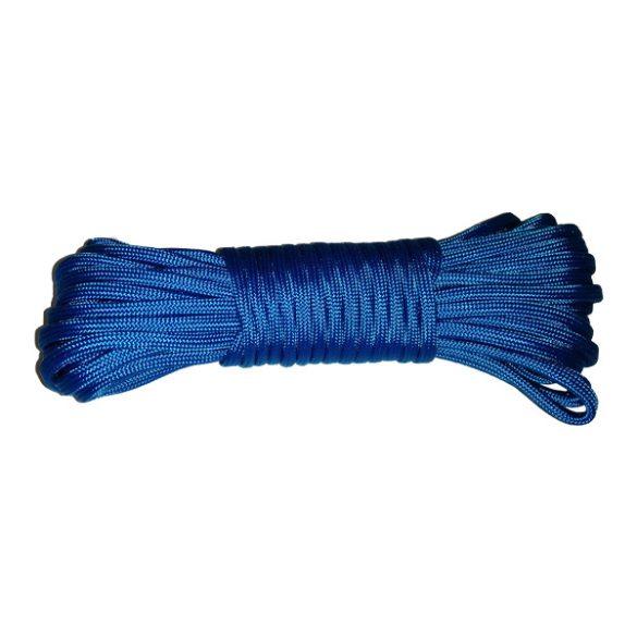 Paracord zsinór kék színben