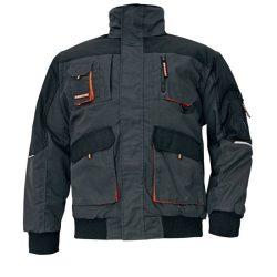 Emerton PILOT téli fekete kabát S