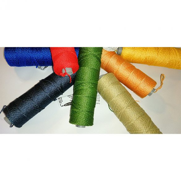PP színes cérna 100m 10db/csomag