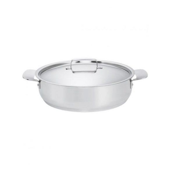 Fiskars  rozsdamentes acél sütőedény 28cm