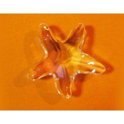 Feng Shui Swarovsky szivárványkristály csillag