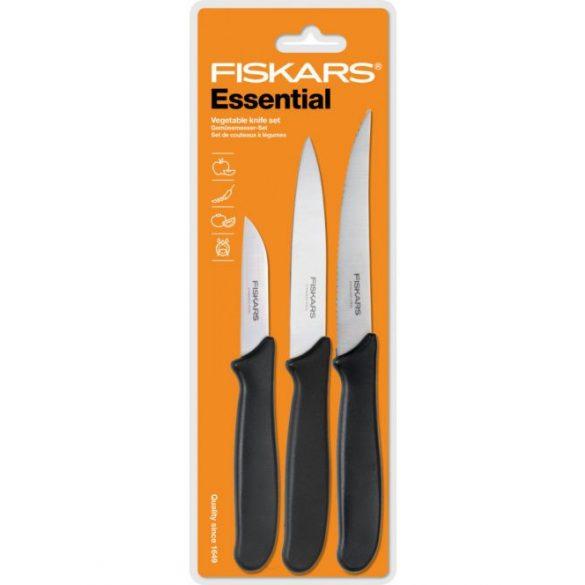Fiskars Essential zölséges készlet