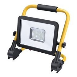 Extol LED lámpa, hordozható reflektor, 30W; 3200 Lm, IP65, 230V/50Hz, 1,6kg