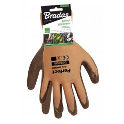 Perfect Grip Brown latex kesztyű RWPGBR10 10