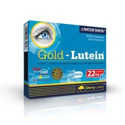 Olimp Labs Gold-Lutein - Világszabadalommal védett szemvitamin