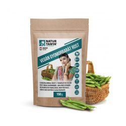 Natur Tanya vegán gyomorbarát rost - Szabadalommal védett indiai guarbabból a Monash Egyetem LOW FODMAP tanúsítványával, IBS, SIBO esetén is