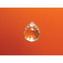 Feng Shui szivárványkristály kis gömb 20mm
