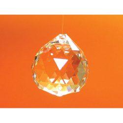 Feng Shui szivárványkristály nagy gömb 40mm