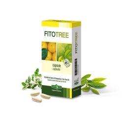 ErbaVita FitoTree kapszula 30x- Mikrokapszulázással készült, a folyamatos hatóanyag leadásért.