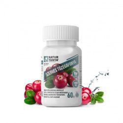 Natur Tanya Szerves Tőzegáfonya/Cranberry FORTE – 3 tablettában 18000 mg őrleménynek megfelelő természetes tőzegáfonyával