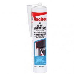 Fischer DA fehér akril tömítőanyag 310ml