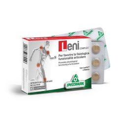 Specchiasol Leni complex tabletta - Ízületi gyulladás specialista!Boswellia sav+Ördögkarom+Pycnogenol