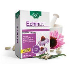 ESI Echinaid Echinacea, kasvirág koncentrátum 60 db - 2 féle Echinaceából, 4 féle növényi részből. Standardizált étrend-kiegészítő, fermentált növényi kapszulatokban