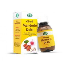 ESI 100%-os hidegen sajtolt mandulaolaj 500 ml - Belsőleg fogyasztva segíti az emésztést, tisztítja a beleket.