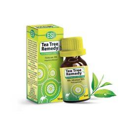 ESI 100%-os tisztaságú Ausztrál Teafa olaj - Garantált 38 % feletti aktív hatóanyag (össz terpén) tartalom! 10ml