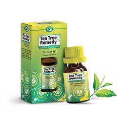 ESI 100%-os tisztaságú Ausztrál Teafa olaj - Garantált 38 % feletti aktív hatóanyag (össz terpén) tartalom! 25ml