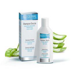 ESI ALOEDERMAL  tusfürdő és sampon. 2 az 1 egyben - Hipoallergén, dermatológiailag tesztelt.