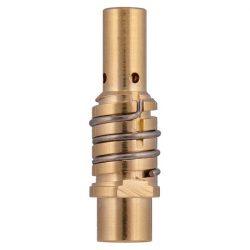 Iweld Közdarab MIG150 M8x1,0mm (bal) rugóval