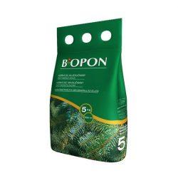 Biopon tűlevelű barnulás elleni növénytáp 5kg