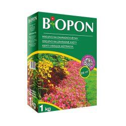 Biopon kerti virág növénytáp 1kg