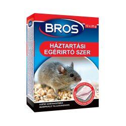 Bros B1732 rágcsálóírtó szer gabonaszemes 29 ppm, 120g