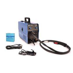Panelectrode MIG/MMA 160 D inverteres hegesztőgép + 1kg Panrod (0,9mm) porbeles hegesztőhuzal