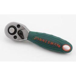 """Jonnesway racsnis hajtókar 3/8"""" 36 fog zöld"""