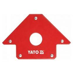 Yato hegesztési munkadarabtartó mágneses 102x155x17mm